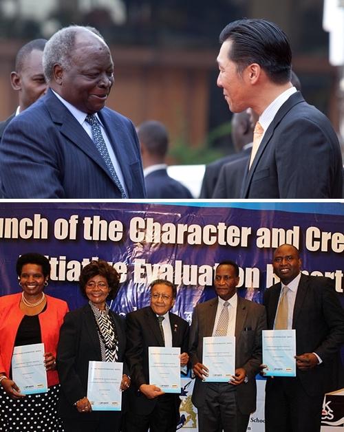 El Director de GPF-Uganda dice que la Iniciativa de Carácter y Creatividad Cultiva la Posesión más Valiosa de África: Su Juventud.