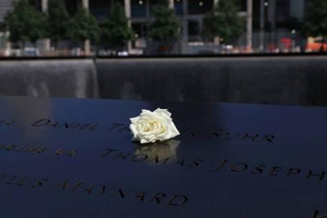 Las huellas de las Torres Gemelas son ahora un memorial a la valentía y servicio de los socorristas.