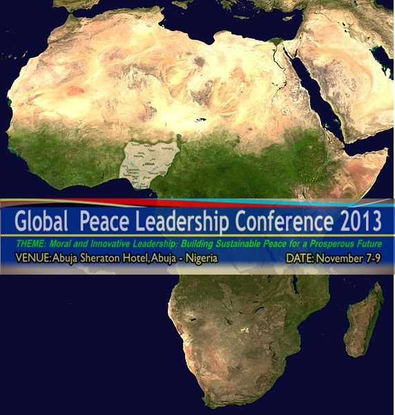 Nigeria, el Gigante de Africa, organiza la próxima Conferencia de Liderazgo Paz Global 2013