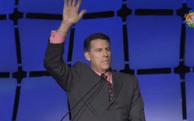 """El Rev. Schuller en GPC Atlanta: """"Diga 'Si' a la Paz"""""""