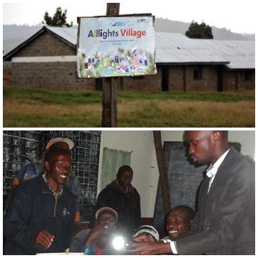El Proyecto Aldea Alllights en la Aldea Mutate ha mostrado desarrollos notables en solo un año.