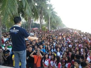 """""""Manila Bulletin"""" Envia Felicitaciones a la Conferencia de Liderazgo Paz Global por su Apertura en Filipinas"""