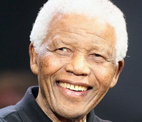 GPF HONRA LA MEMORIA DEL ILUSTRE AFRICANO NELSON MANDELA