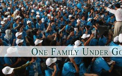 Una Familia Bajo Dios en Malasia – Discurso en el Global Peace Festival 2008