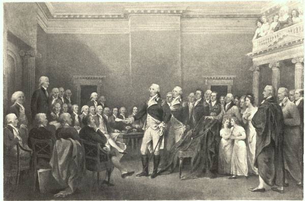 Los Precedentes de Washington