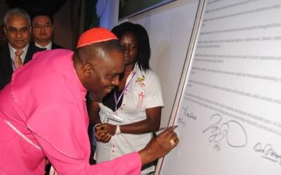 Verdaderos Líderes Espirituales son Esenciales para alcanzar la Paz Duradera en Nigeria
