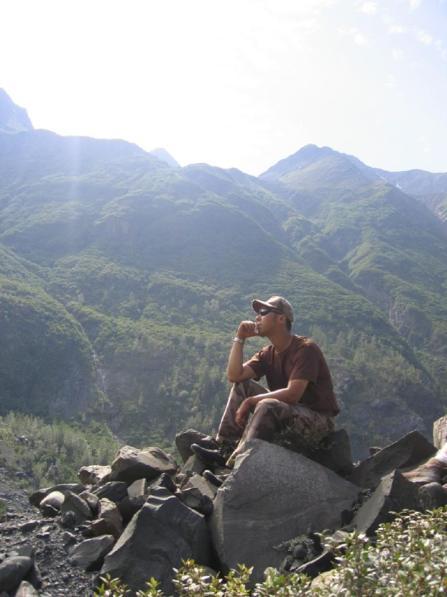 El Dr. Hyun Jin Moon ha expresado a menudo que la naturaleza es su primera escuela y su lugar de adoración.