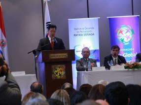 """El Dr. Moon dice cual será el tema para el CPG este año: """"Plan para la Transformación Nacional: Libertad, Prosperidad e Integridad a través del Liderazgo Moral e Innovador."""""""