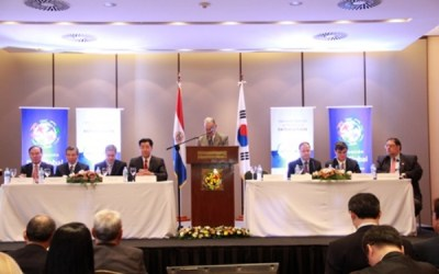"""Observaciones más importantes durante el Simposio Internacional: """"Hacia una Alianza entre Paraguay y Corea"""""""