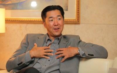 """Entrevista de Korea Times """"La Unificación puede ser 'Adrenalina' para la Economía"""""""