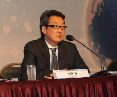 El Dr. Victor Cha, Consejero jefe y Presidente del Centro para Estudios Estratégicos e Internacionales, traza las perspectivas cambiantes de la Unificación Coreana desde la división al finalizar la Guerra Coreana