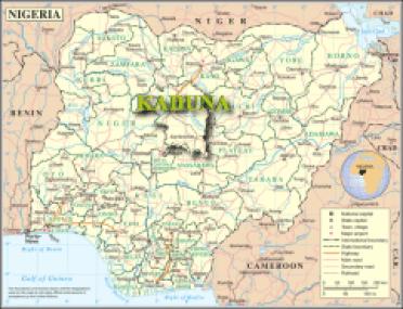 El estado de Kaduna es un microcosmos de Nigeria, este está dividido equitativamente entre ciudadanos Musulmanes y Cristianos.