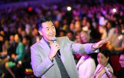 Noticias: El Dr. Hyun Jin Preston Moon Promueve Campaña Global para la Reunificación