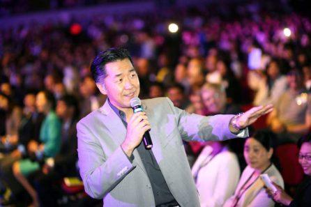 Discurso del Dr. Hyun Preston Moon durante la Cumbre Global de Juventud