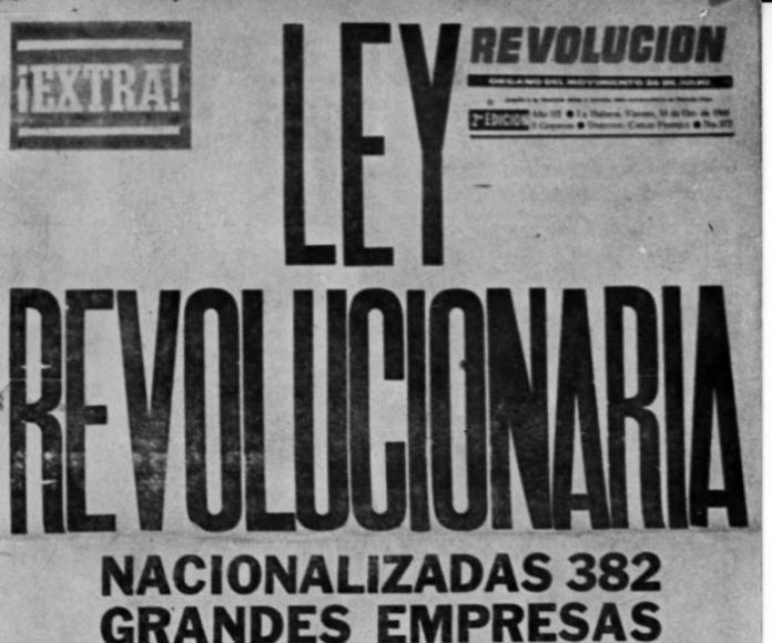 Mitos del castrismo: la electrificación de Cuba