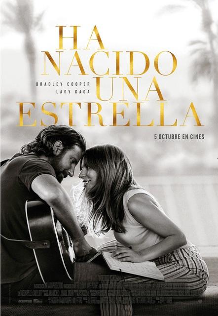 Ha nacido una estrella (2018) poster