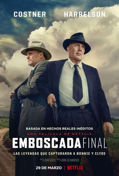 Emboscada final poster