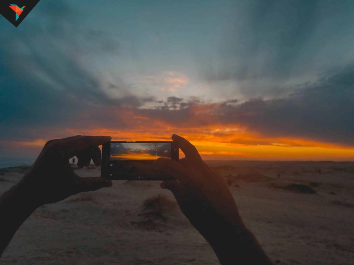 La foto de la foto en Magia en su estado puro: Stockton Sand Dunes