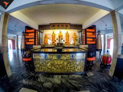 Xiang Lin Si Temple