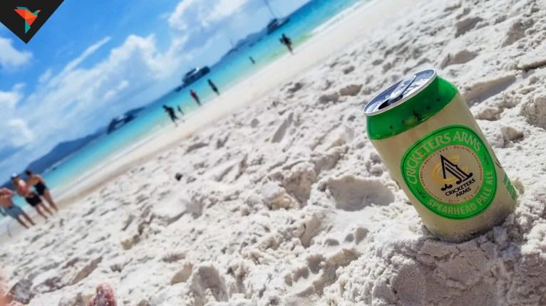 Cervecitas y playa!