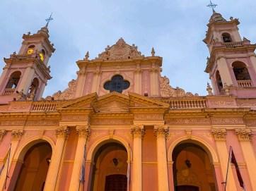 La Catedral de Salta