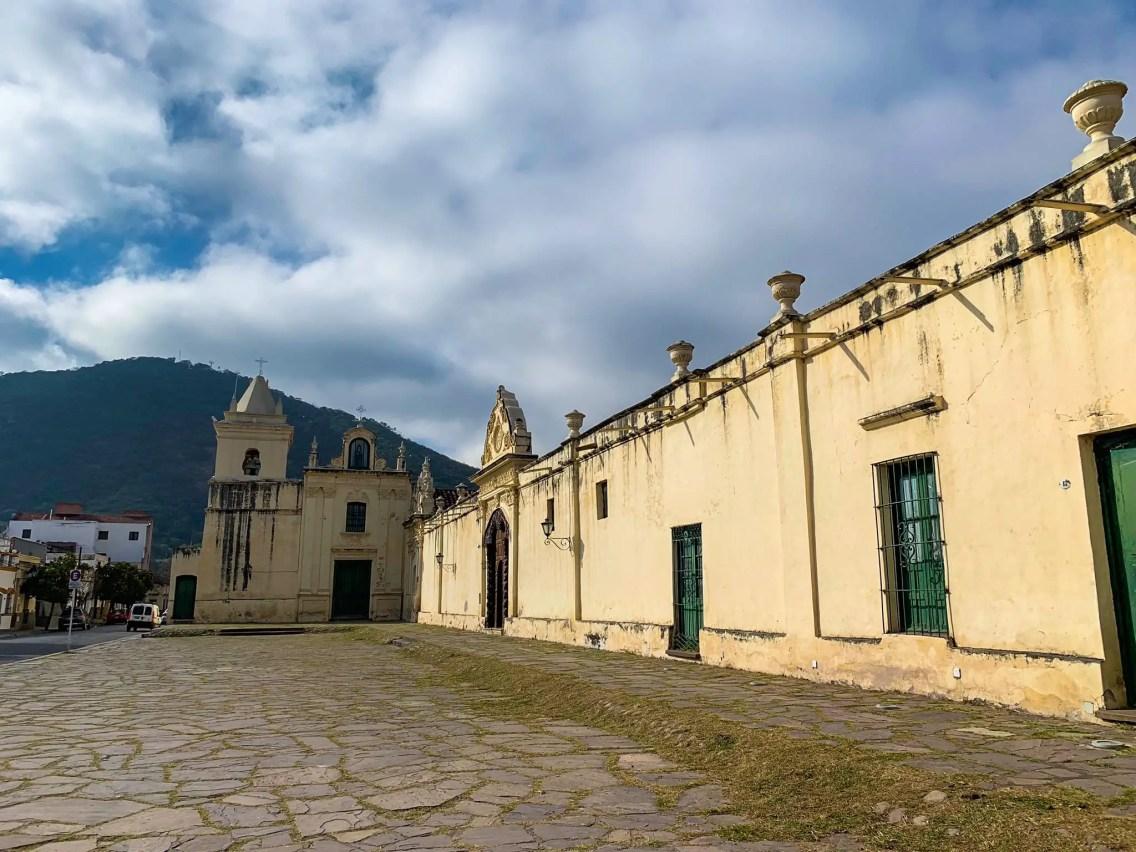 Convento San Bernardo, Salta
