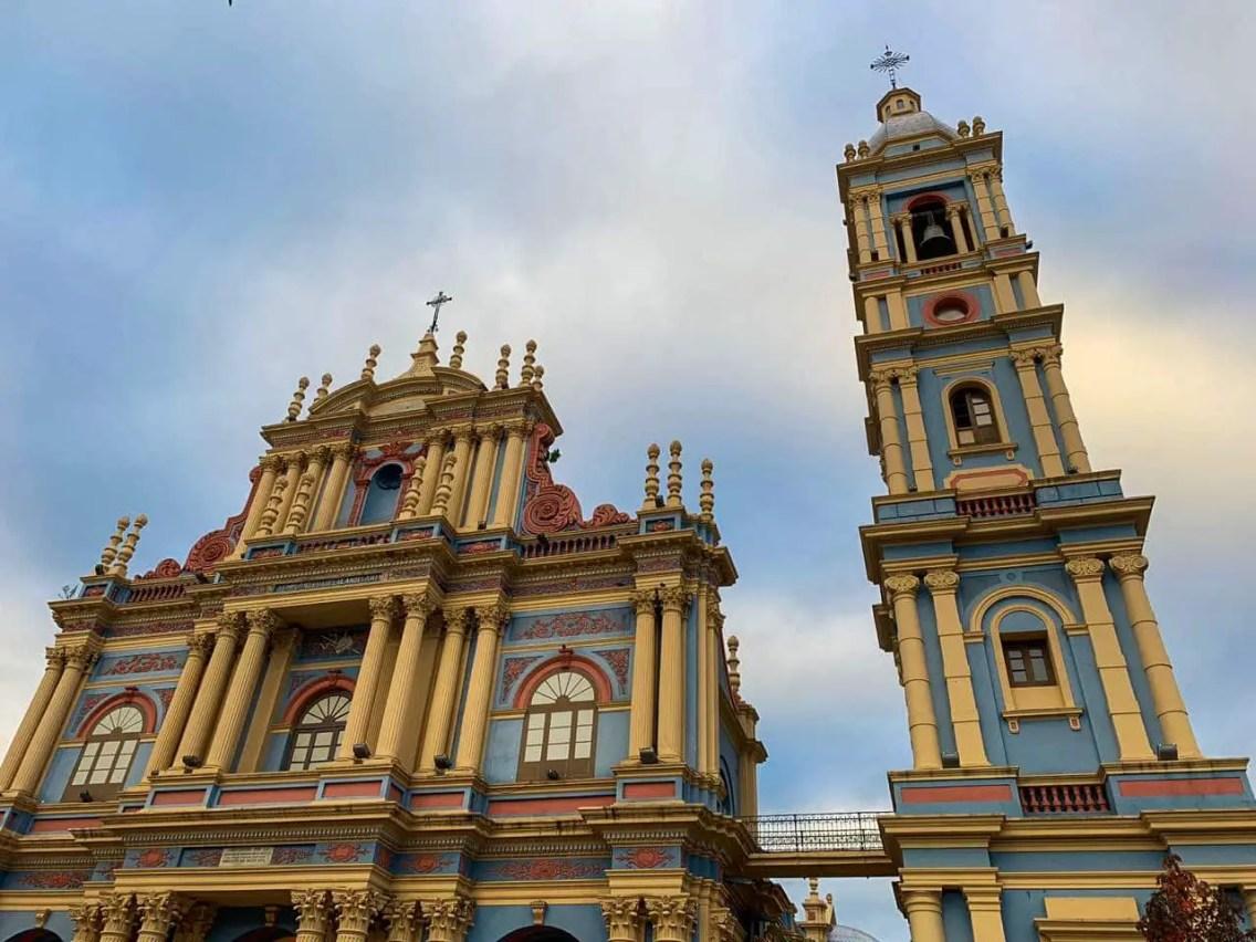Iglesia La Candelaria, Salta