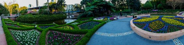 Roma Street Park