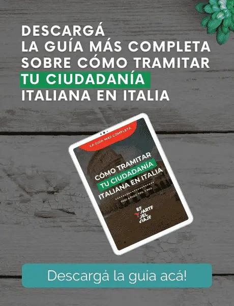 Guia Ciudadania Italiana Mobile
