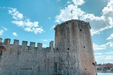 Castillo de Camarlengo - Trogir