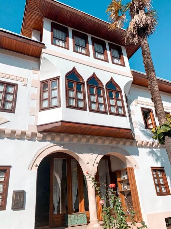 Muslibegovic House exterior