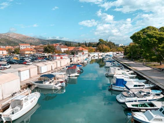 Canal Trogir