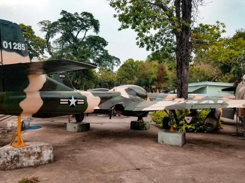 Museo de los vestigios de la Guerra