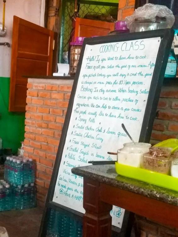 Clase de cocina en Hoi An