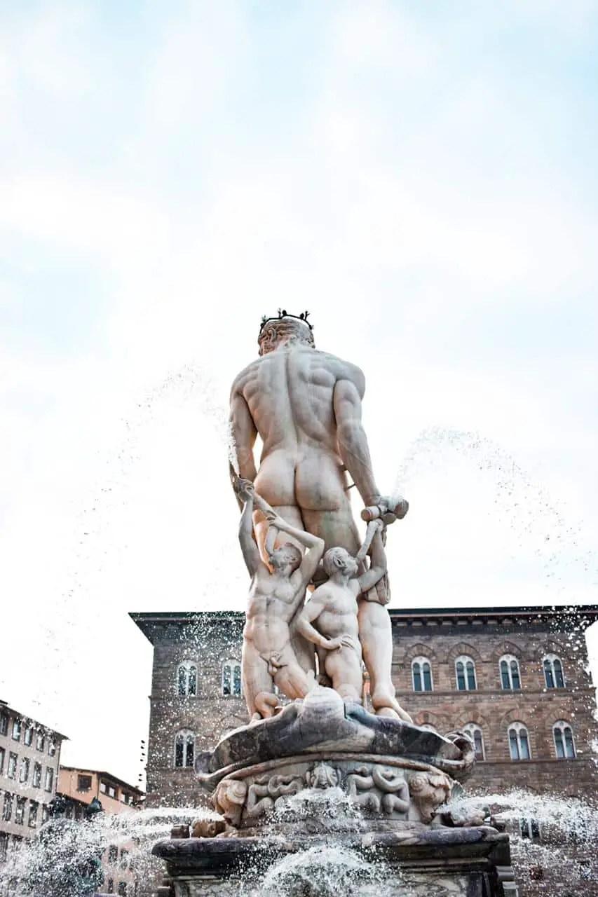 La Fuente de Neptuno