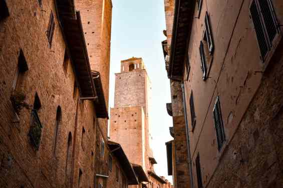 Rincones de San Gimignano