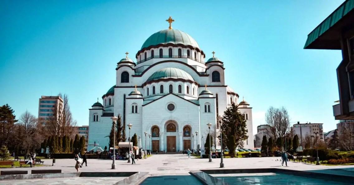 Templo de San Sava
