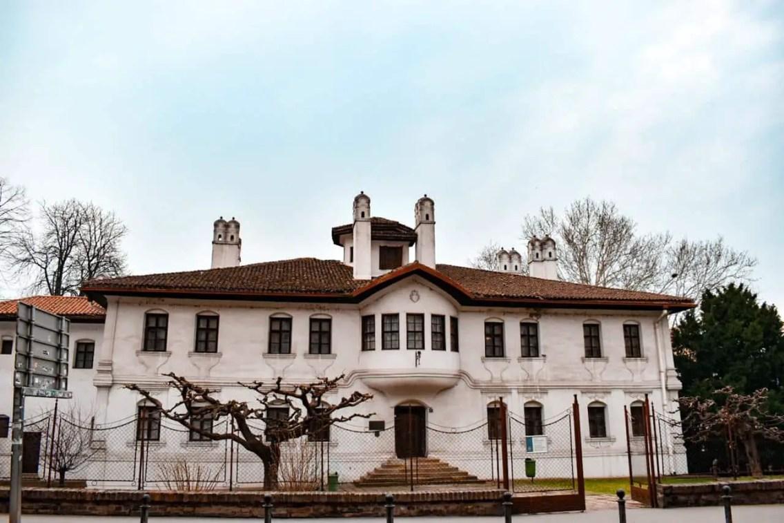 Residencia de la Princesa Ljubica