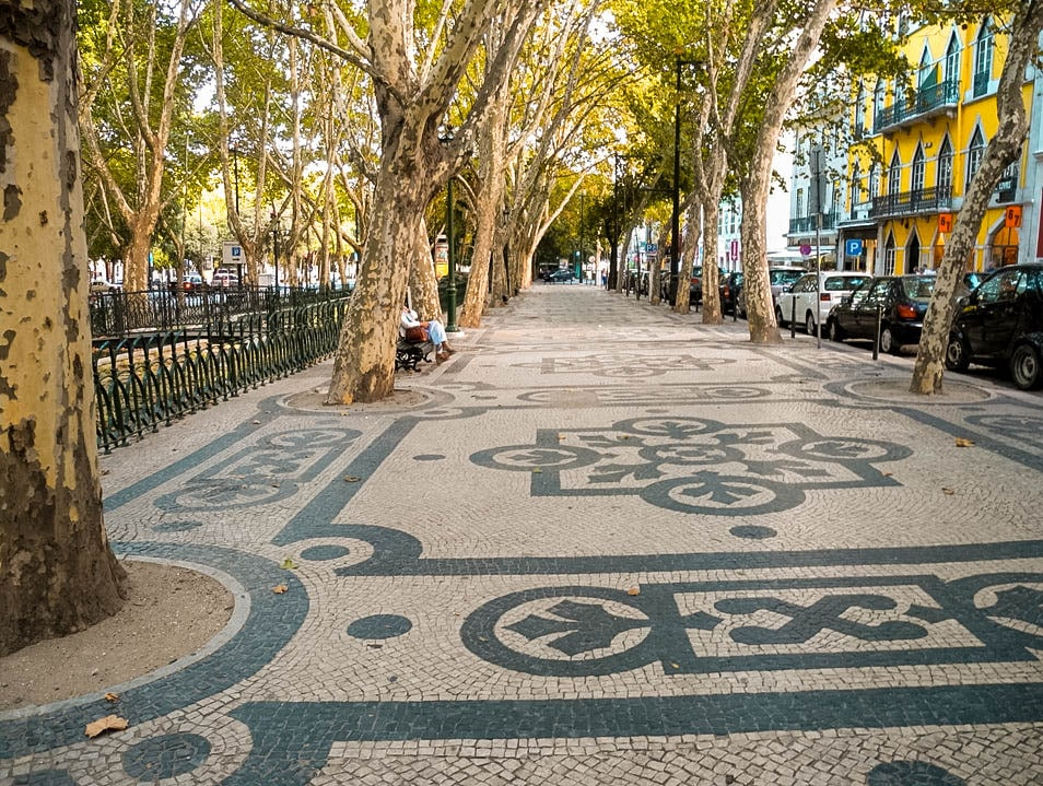 Av Libertad - Lisboa