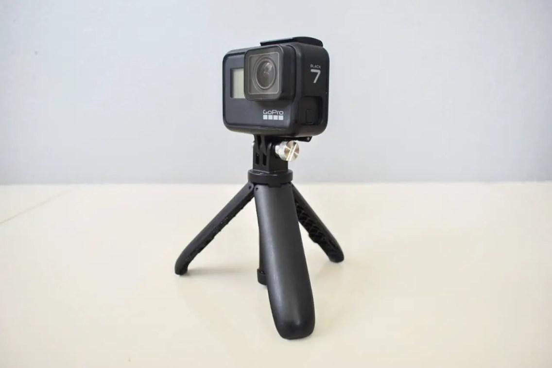 Gopro 7 black - equipo fotografico de viajes