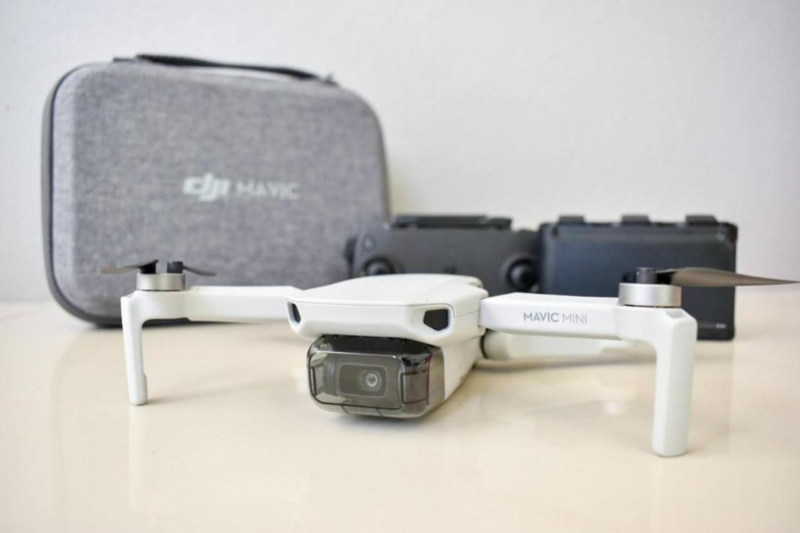 drone nuestro equipo fotografico de viajes
