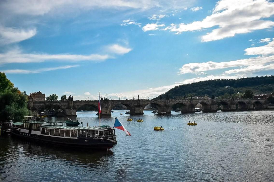 Puente Carlos Praga que hacer