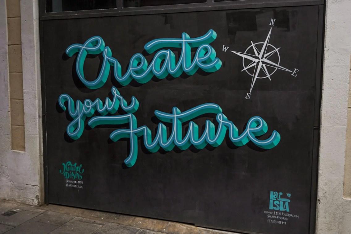 arte urbano en gracia
