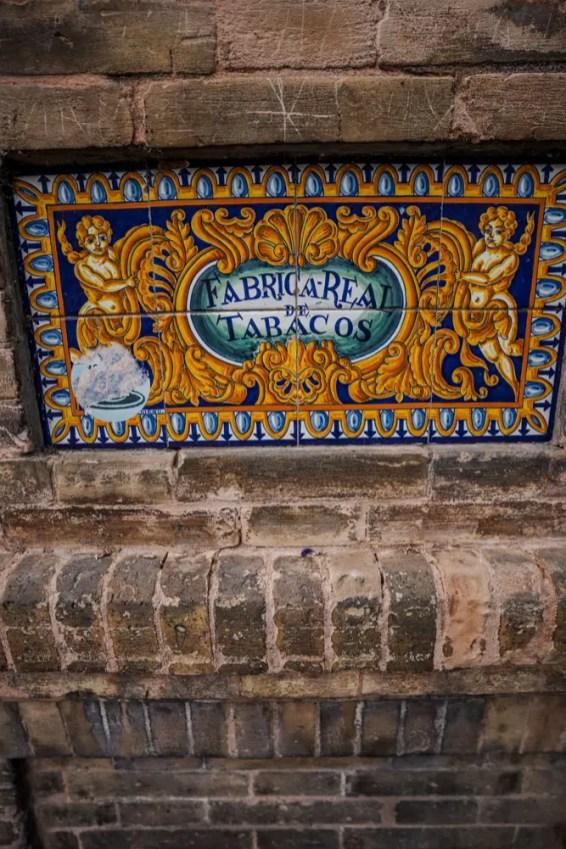 Ex Real Fábrica de Tabacos