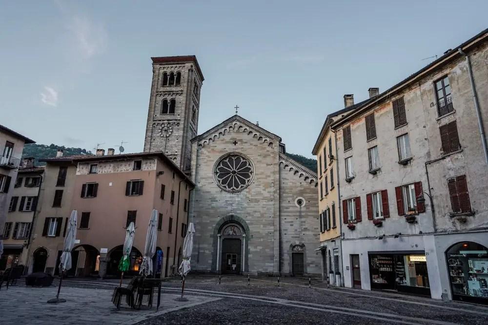 San Fedele - que ver en Como
