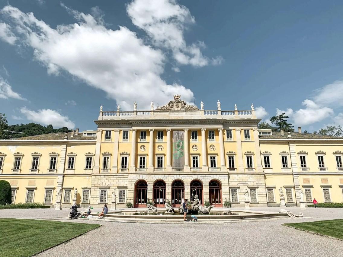 Villa Olmo - que hacer en Como