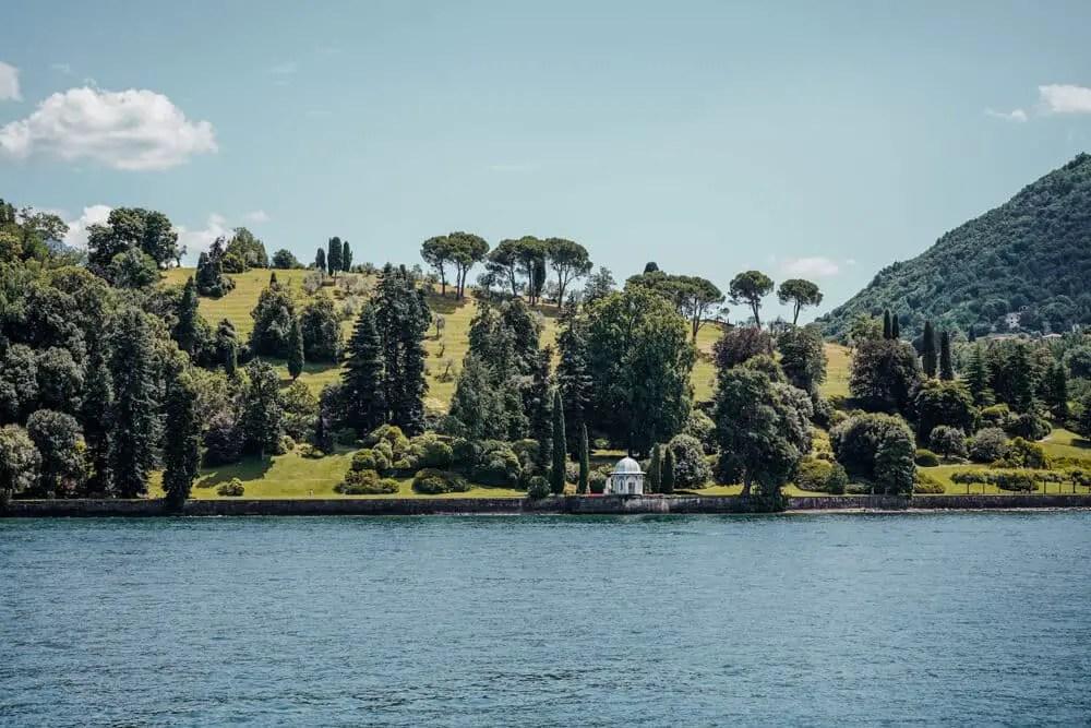 bellagio pueblo lago di como