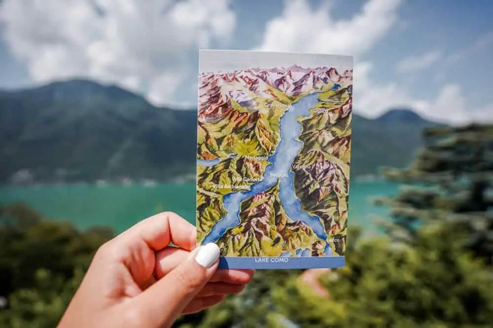 Que ver en Lago di Como