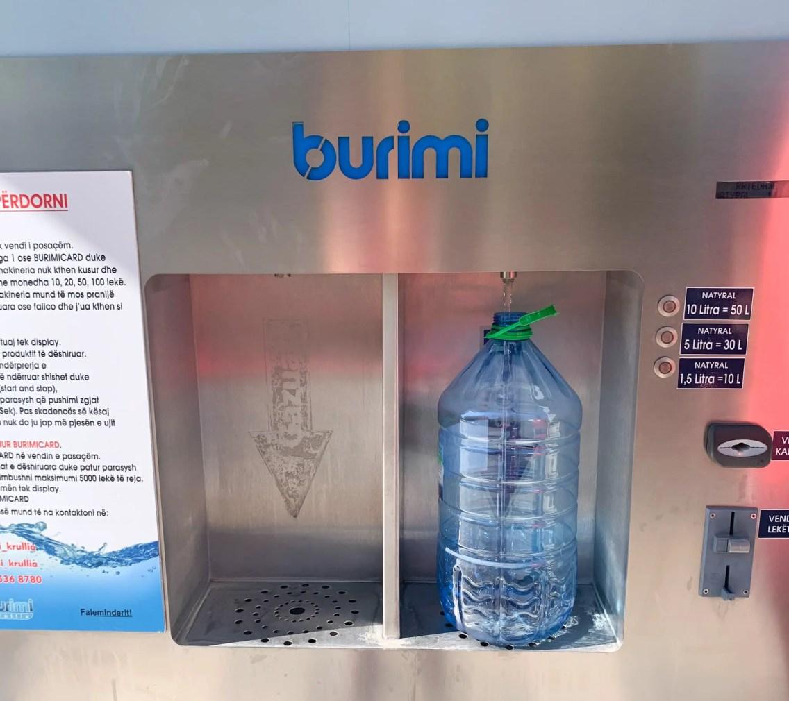 agua-potable-en-albania