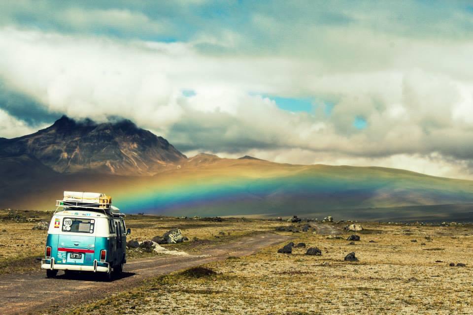 Argentina-Alaska en una Kombi! – Vía @Kombipa'lNorte